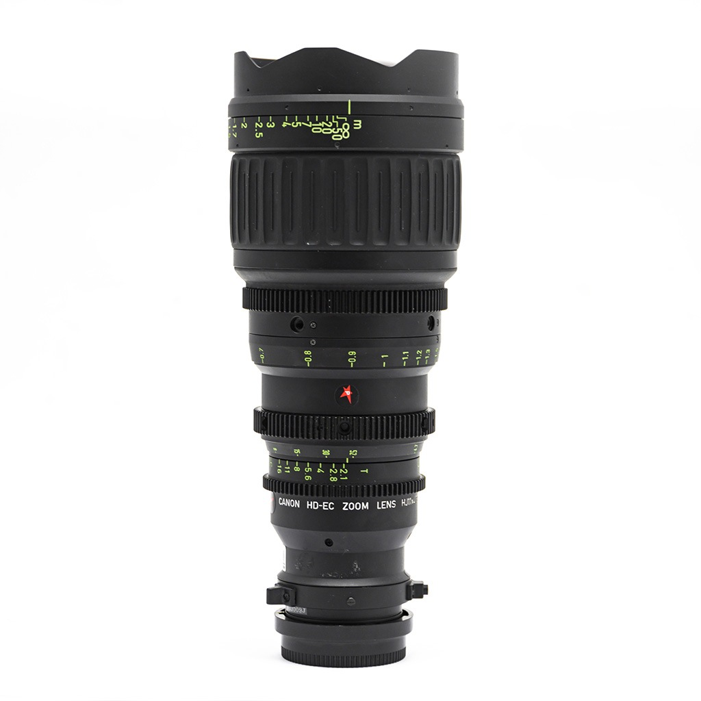 25-100mm zoom lens Canon T1.8