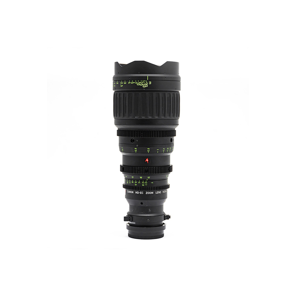 25-100mm zoom lens Canon T1.8 C-mount