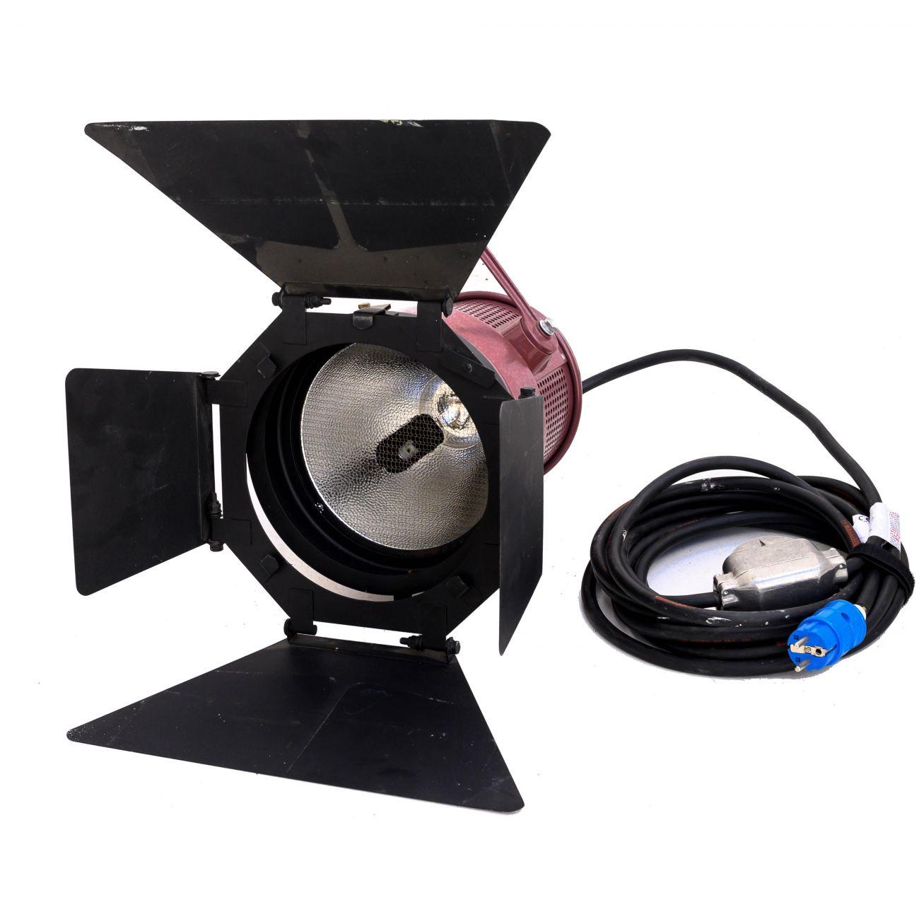 Mole-Richardson Mighty-Mole 2000 Watt Focusing Flood Light