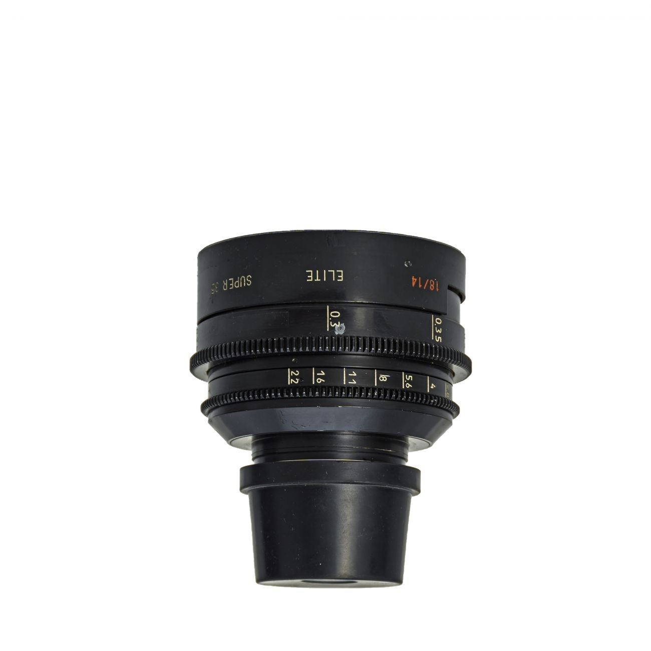 14mm lens ELITE T1.8 SUPER 35