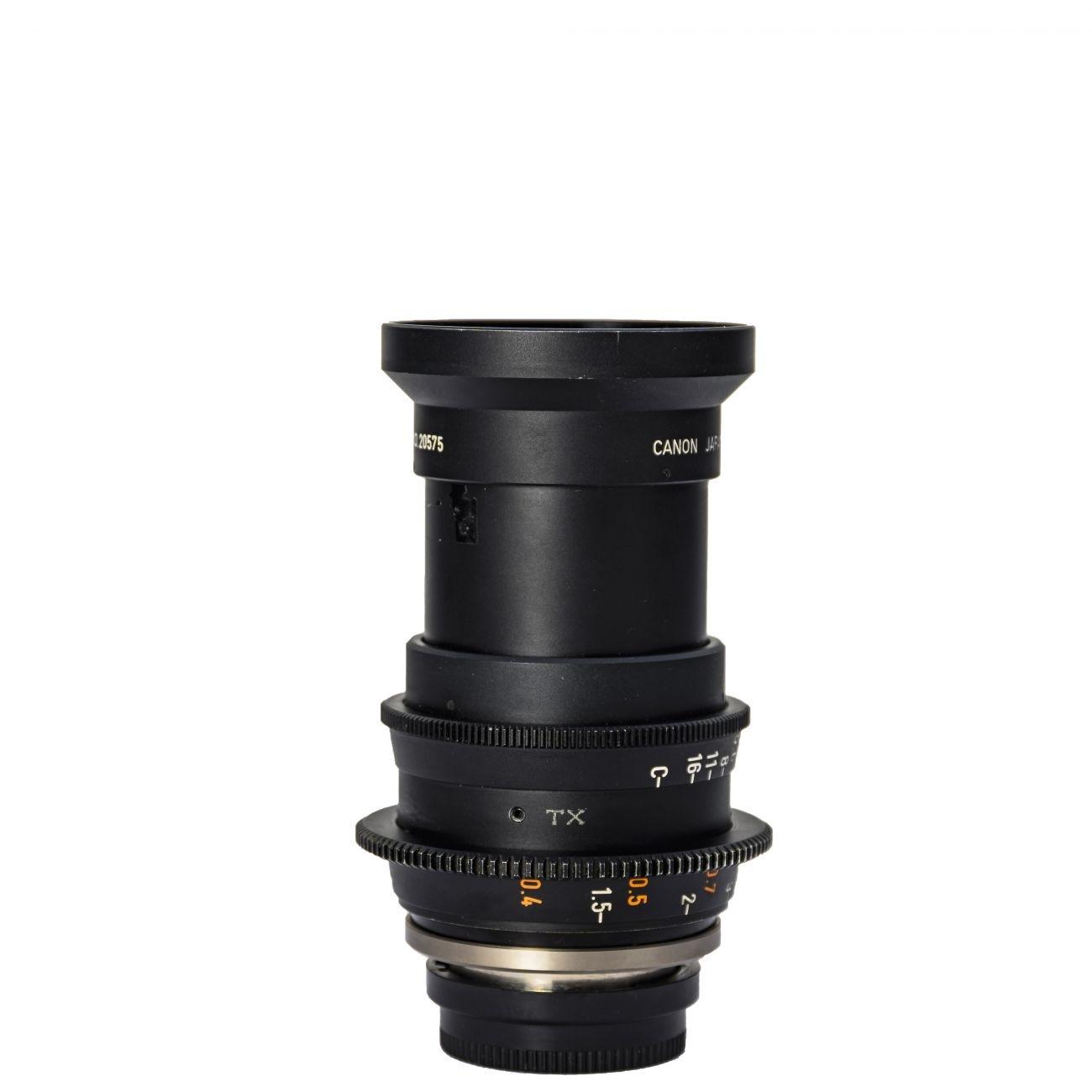 10mm lens Canon EJ T1.5 B4-mount