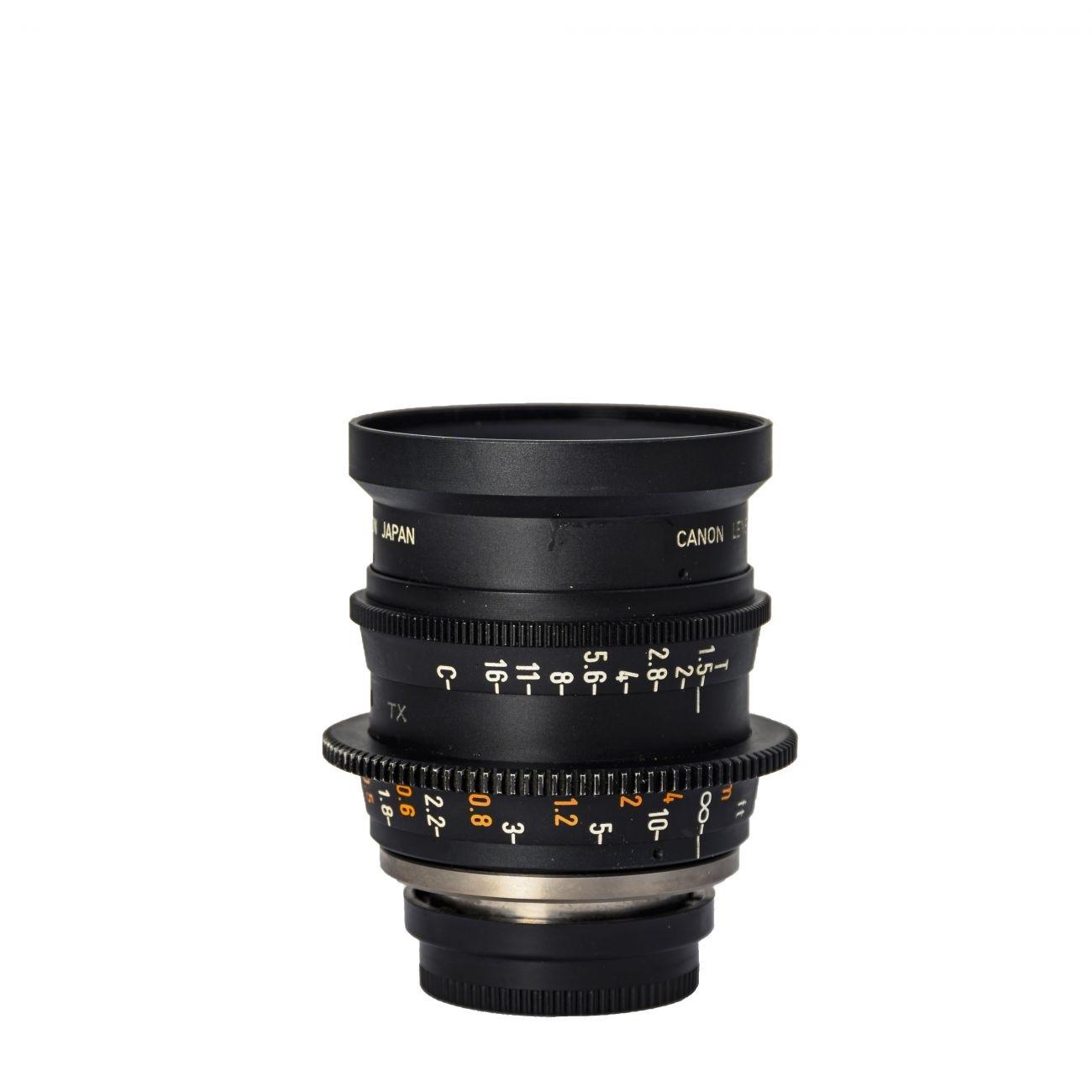 35mm lens Canon EJ T1.5 B4-mount