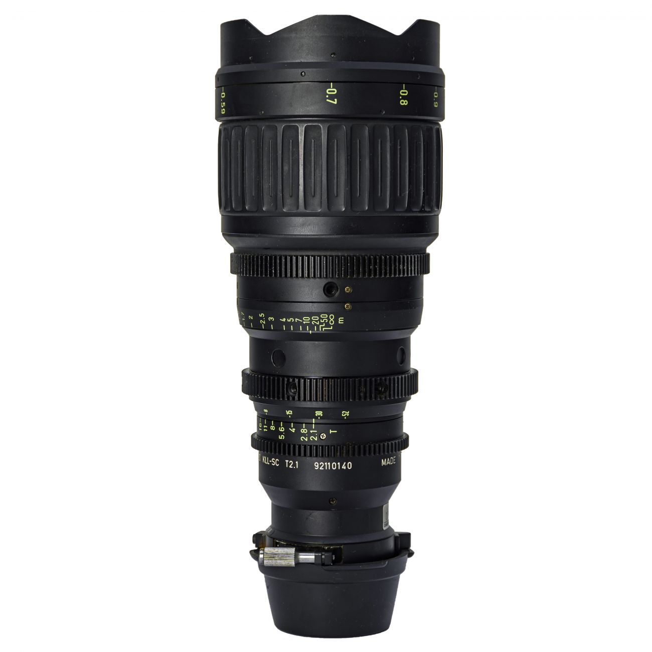 4.7-52mm HD Canon HJ11x4.7B-III T2.1 CINE ZOOM