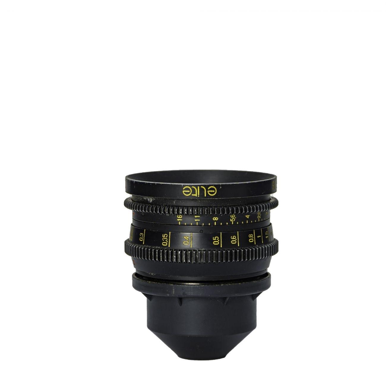 8mm lens ELITE T1.3 S-16mm PL-mount