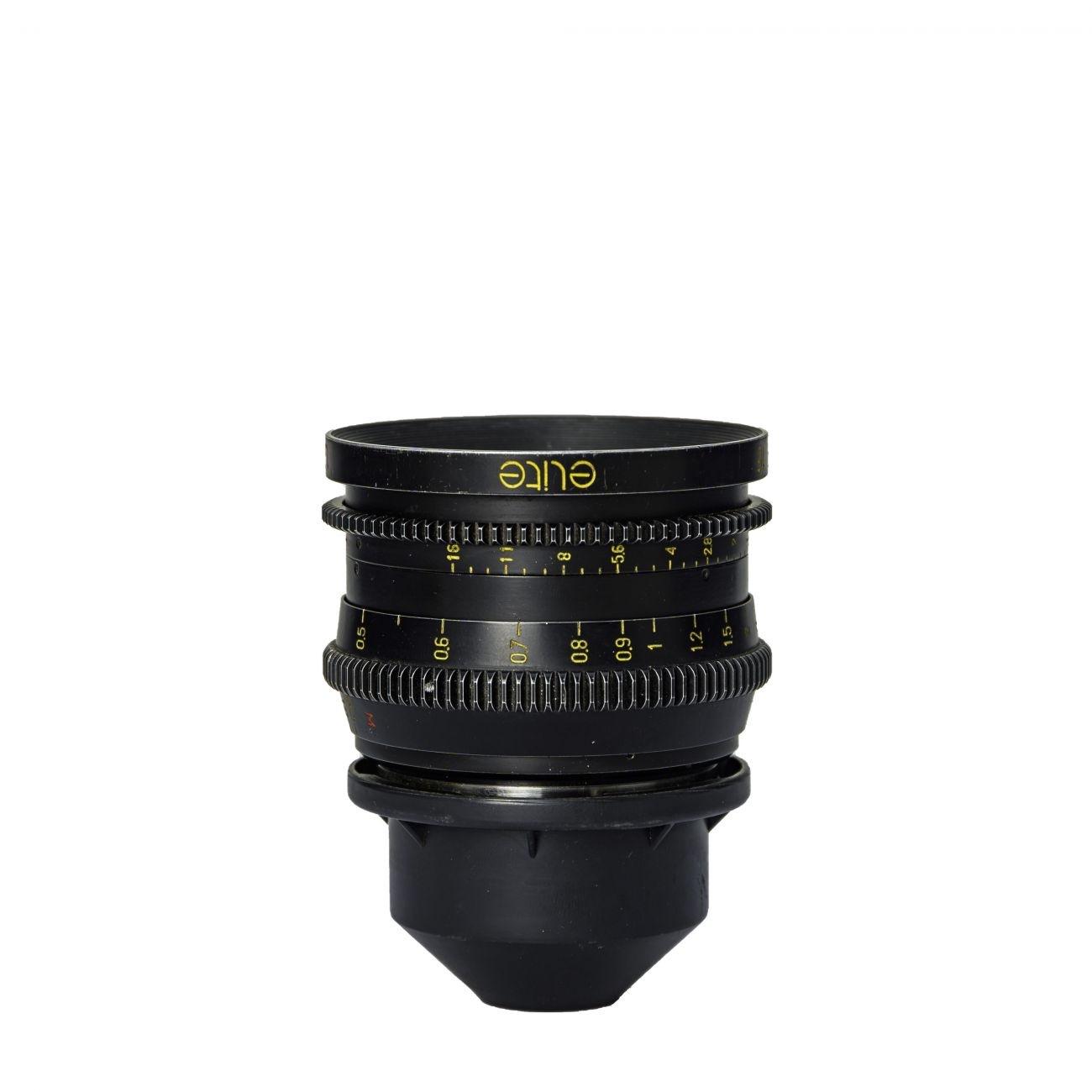 50mm lens ELITE T1.3 S-16mm PL-mount