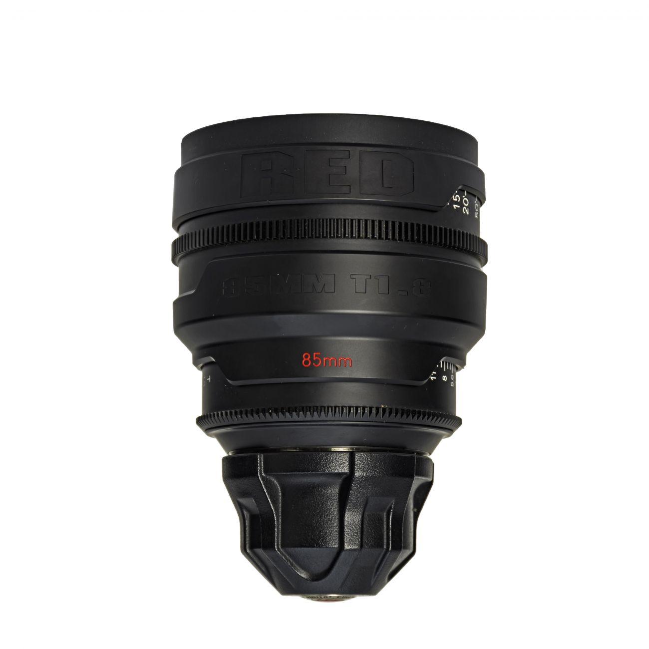 85mm lens RED T1.8 PL-mount