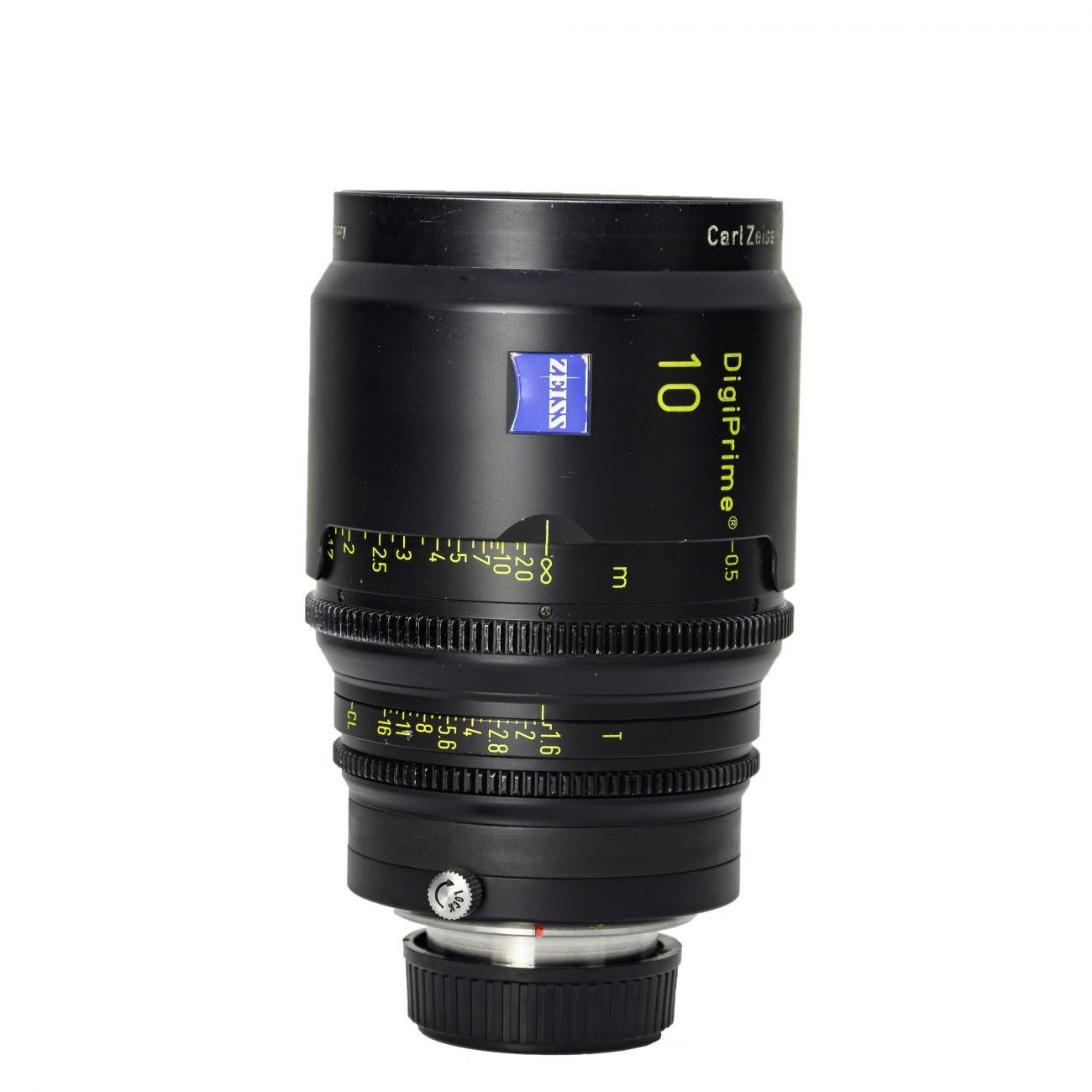10mm lens Carl Zeiss DigiPrime Distagon T1.6 B4-mount