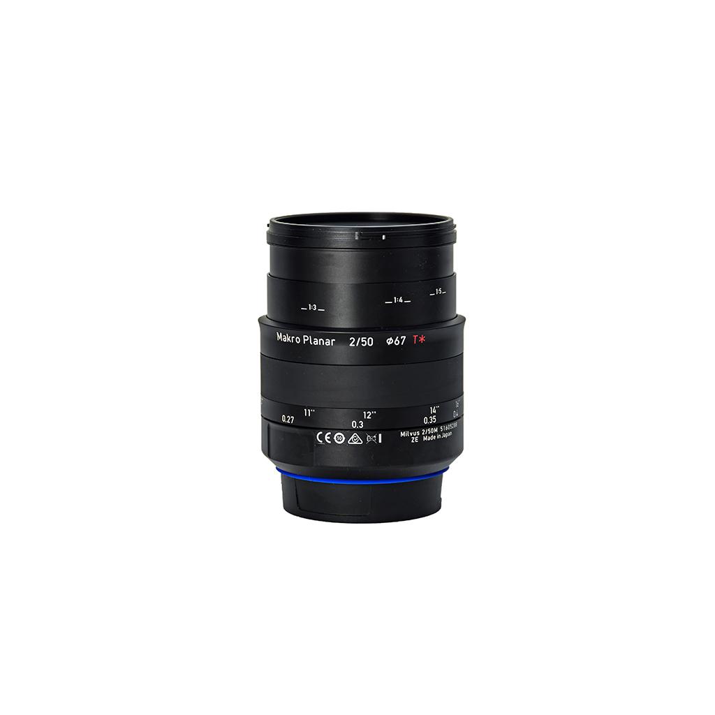 50mm MACRO lens Zeiss Milvus Makro Plannar T2 EF-mount