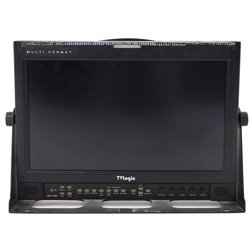 Монітор 17″ TV Logic HDLCD LVM-173W-3G