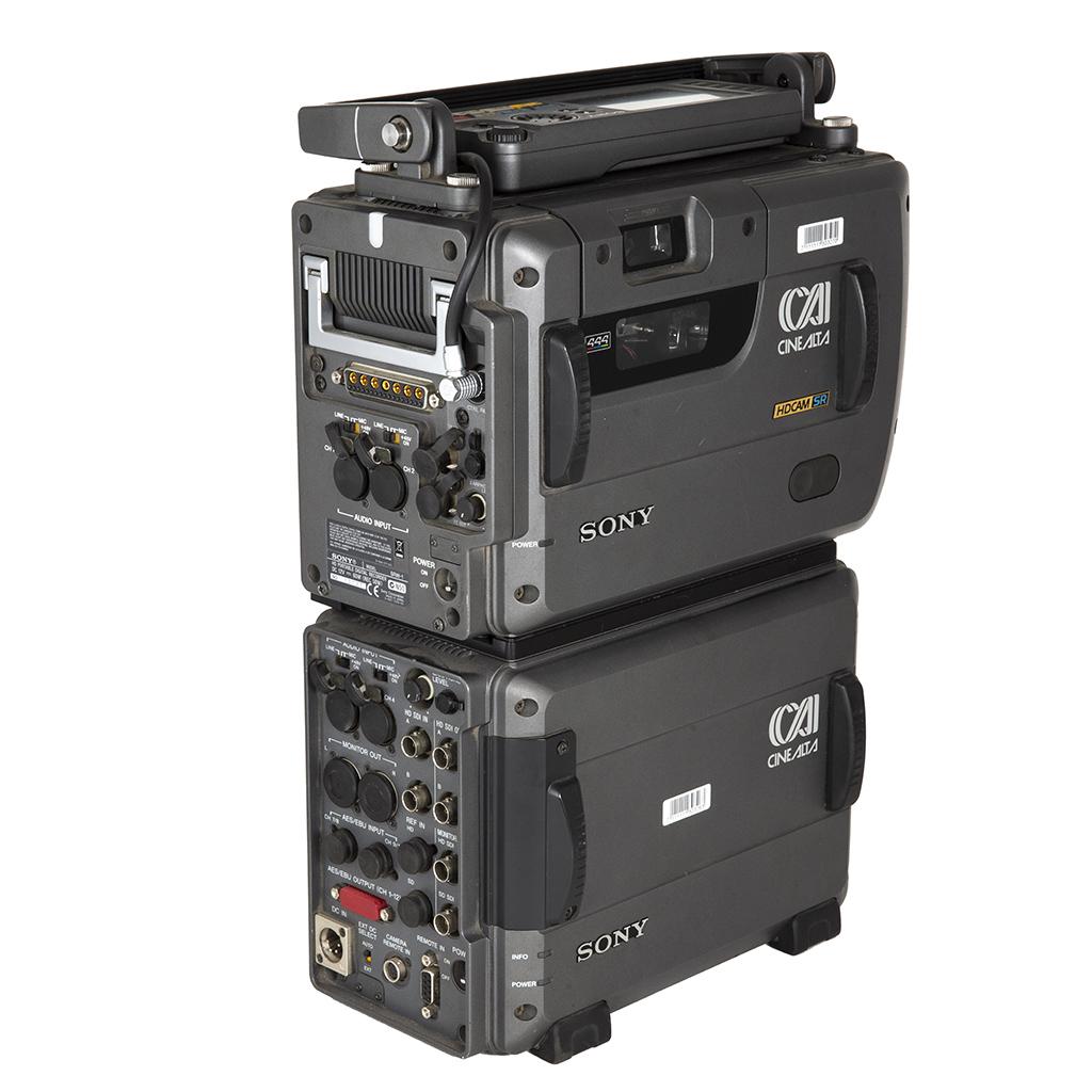 Sony SRW1 Recorder & SRPC-1 HD Video Processor