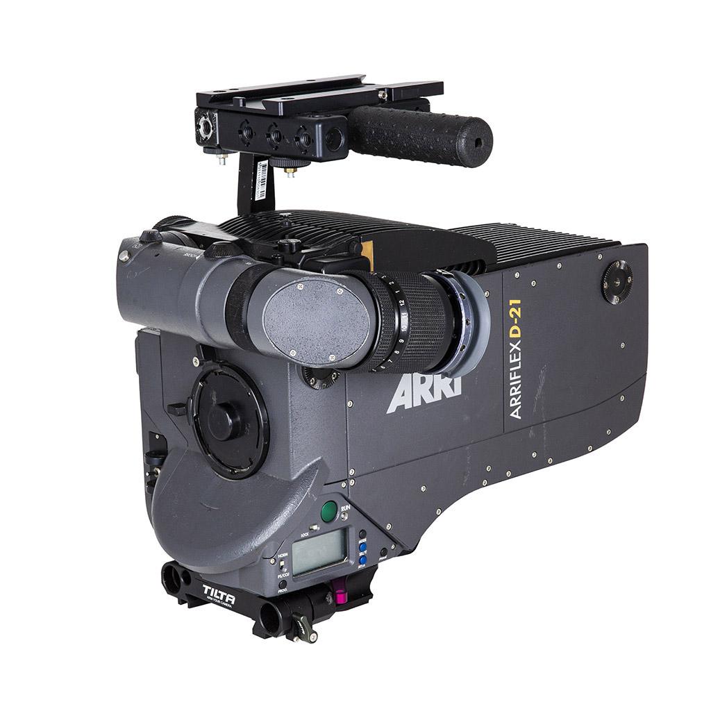 ARRIFLEX D-21 camera