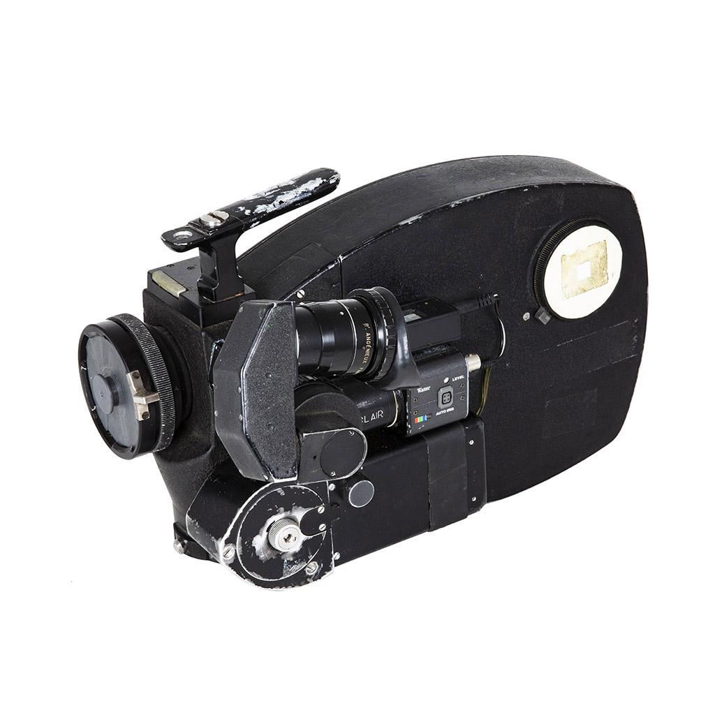 Eclair camera PL-mount