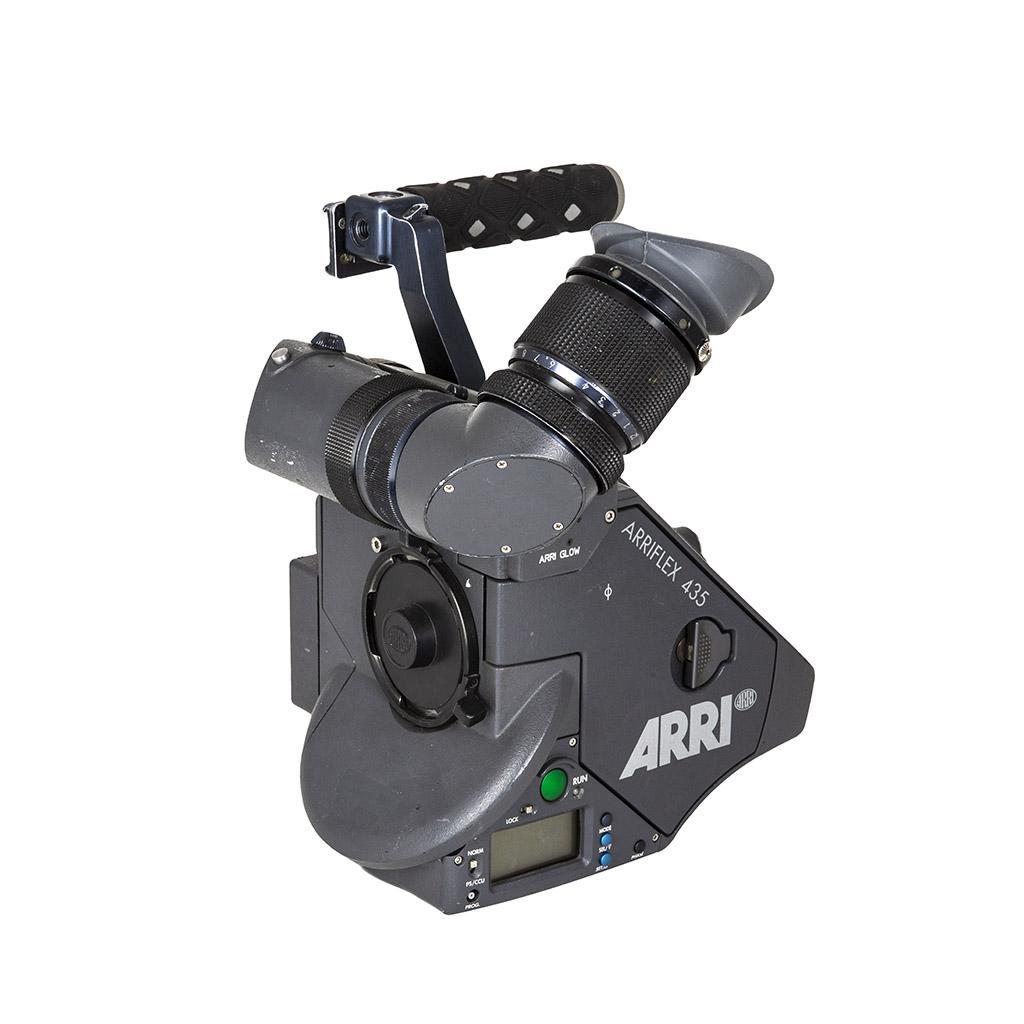 ARRIFLEX 435 ES camera PL-mount