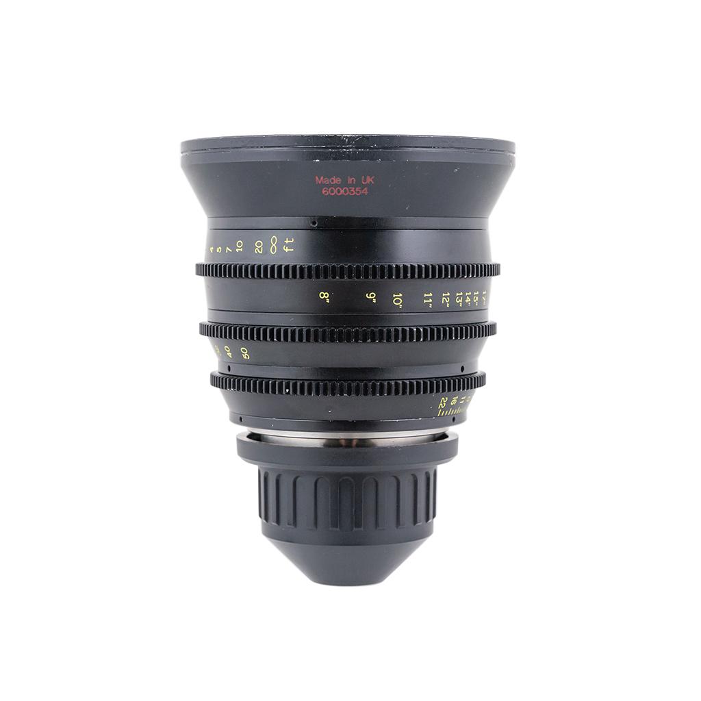18-50mm zoom lens RED T3 PL-Mount