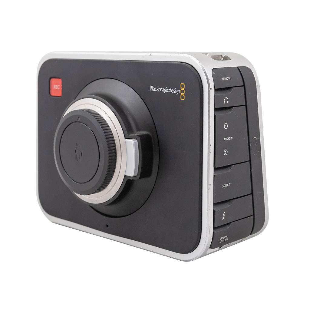 Blackmagic Cinema Camera 2,5K EF-Mount