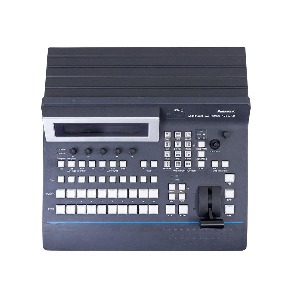 Panasonic AV-HS400E